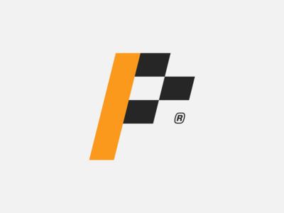 Speed Digital Flag Mark