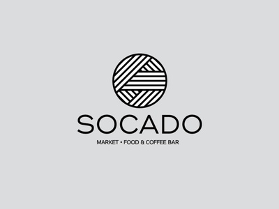Logo Socado branding logo
