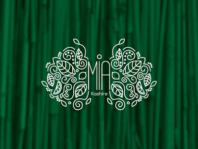 Logo MIA Kashire - Artisan Liquor brand logo design branding logo