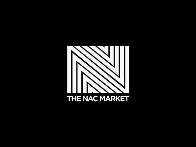 Logo The Nac Market - online store logodesign logotype logo