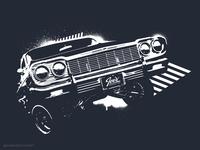 Joe's Midnight Run - shirt design
