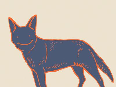 A Good Boy sketchbook shirt pin patch illustration doggo dog