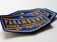 Paramount Shirt Patches
