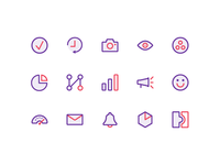 Heap Icons