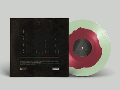 Colliding by design vinyl