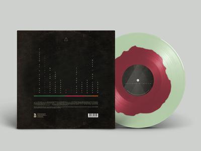 Colliding by design vinyl