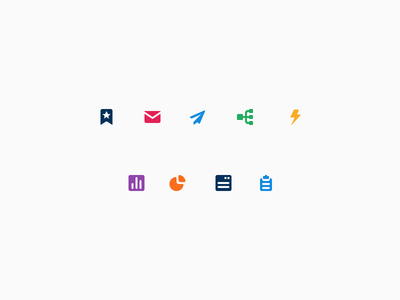 ClickDimensions Icons