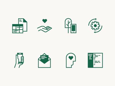 Fieldwork Icons