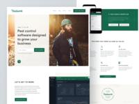 Fieldwork Marketing Site