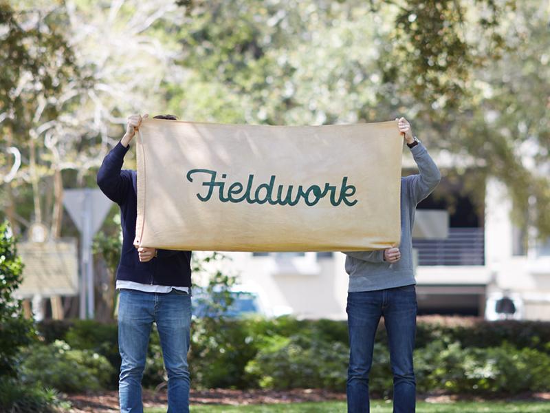 Fieldwork flag
