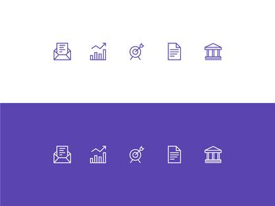 Marketo Icons