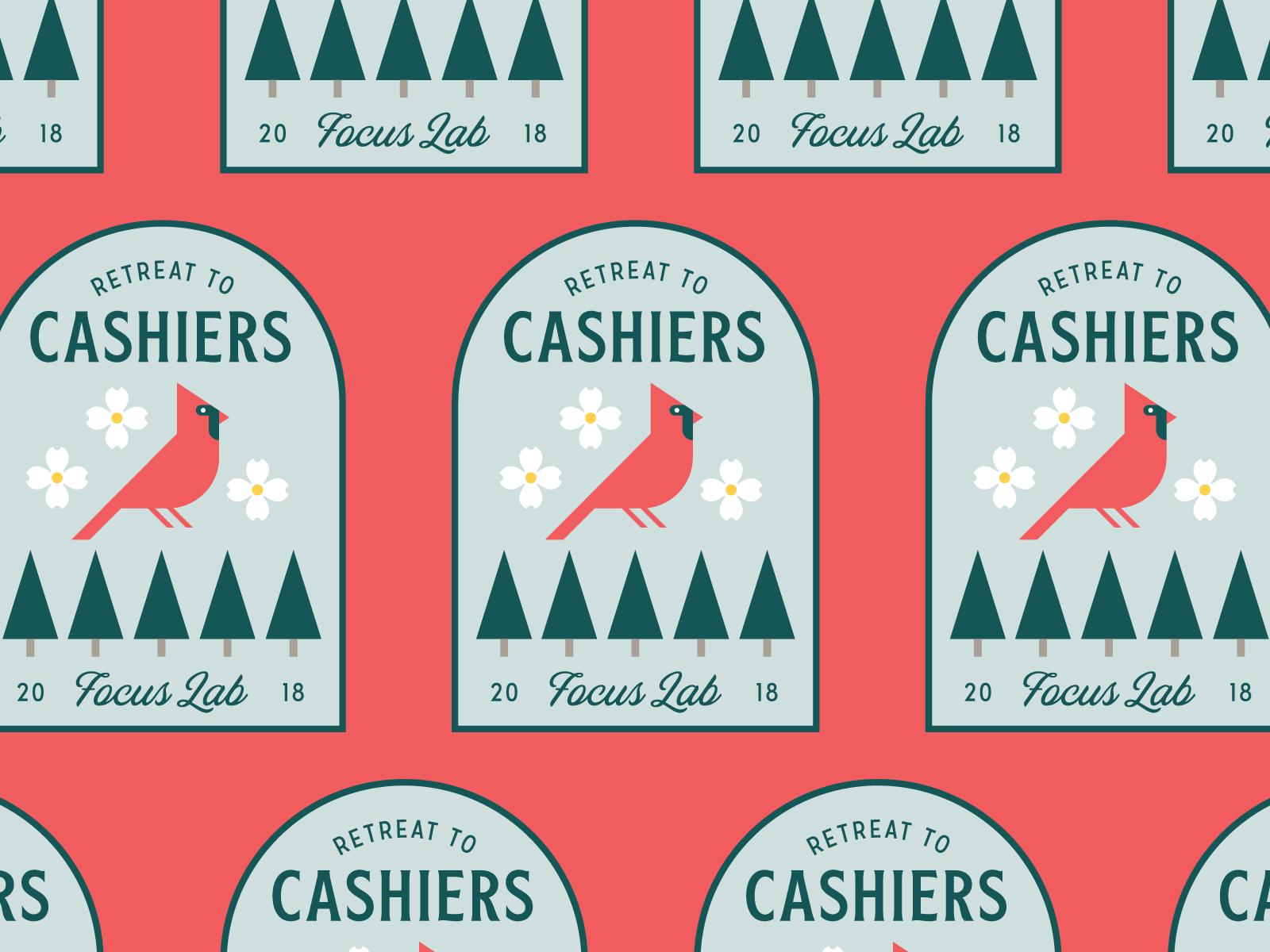 Cashiers cardinal