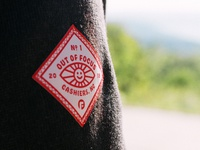 Out of Focus Fleece Patch