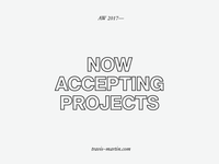 Accepting Projects