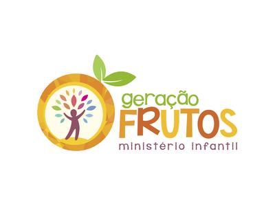Geração Frutos Logo