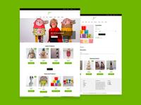 Art of Greenwood Website Design