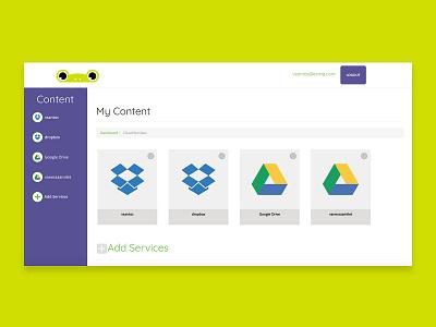 Jumpix Dashboard ruby on rails front-end development website design icon ui ux design web design