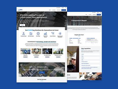 APG Wordpress Website Design & Development web wordpress development front-end development web design design website design wordpress theme wordpress