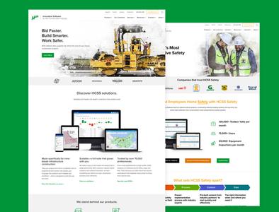 HCSS 2018 Website Design