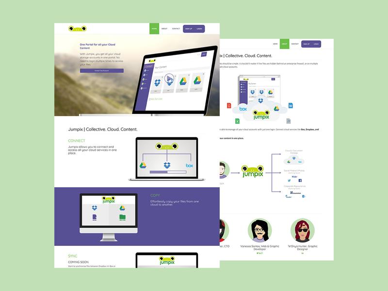 Jumpix Website Design & Development