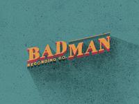 Badman Recording Co