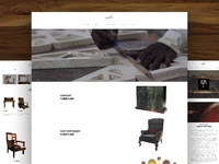 Website Design : Asad Firdosy Designs ( Case Study )