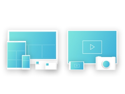 Custom Icons Design for Personal Website designer outsourcing pune delhi mumbai graphic designer india icons