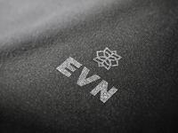 EVN Logo Cloth Mockup