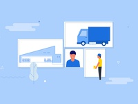 Logistics Minimal Illustrations 2
