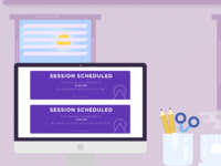 Session Scheduled for CoachVantage