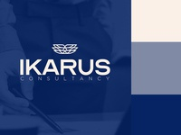 IKARUS Brand Identity