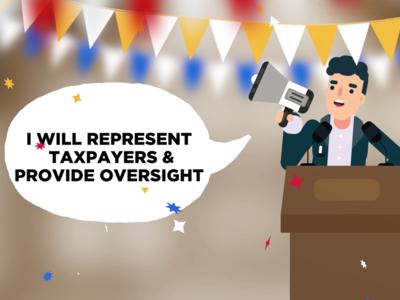 Politician Illustration (SCW Video Series)