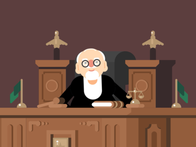 Lawyer Illustration (SCW Video Series)