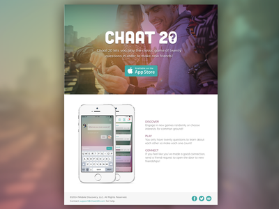 C20 Website web design website design landing page hero header app page