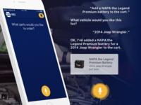 Napa Voice App
