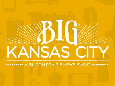 Big Kansas City Splash Page website ui vintage icons bold long scroll sectional phaeton splash site splash page