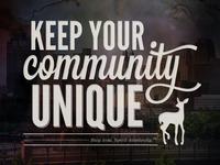 Unique community