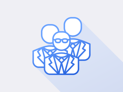 Business Users Icon