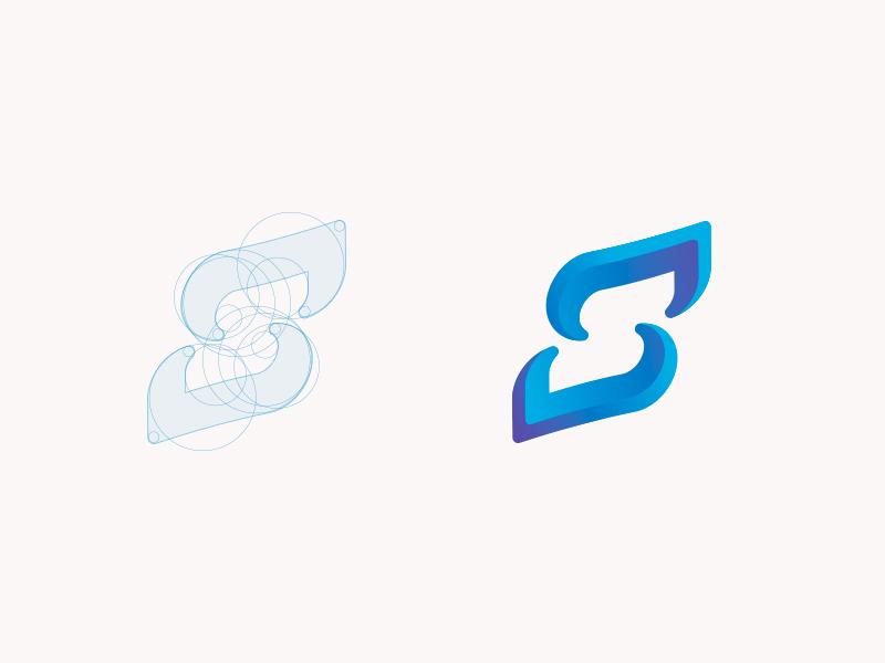 Logo Scelba identity design s branding wip construction logotype logo