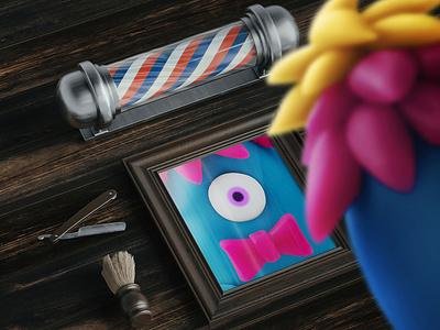 Monsters / Zalipaki photoshop retoucher photo retouch retouching creative