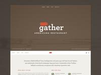 Gather Website