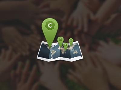 Introducing Charitabli charitabli launch map charity