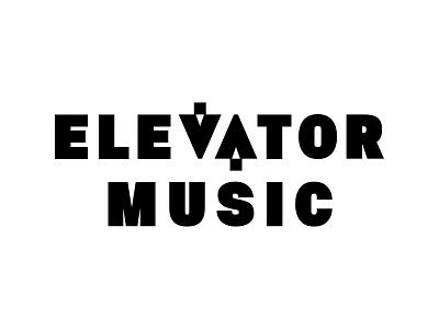Ironclad Distillery: Elevator Music Logo