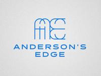 Anderson's Edge logo