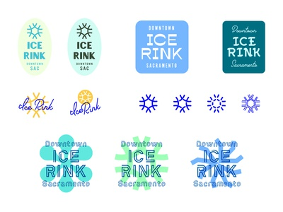 Downtown Sacramento Ice Rink Concepts