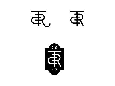 Third Rail Cider Concepts V1 trc monogram concepts logo cider