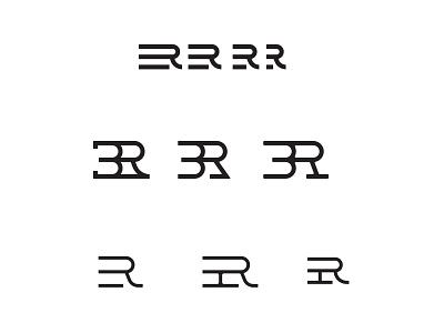 Third Rail Cider Concepts V2 3r r monogram cider logo