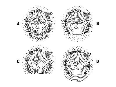 Bee Kine Concepts waves dots water honey bee hawaii shakra procreate hand drawn