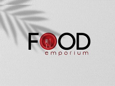 Restaurant/Food Logo Design logo design typogaphy branding minimal flat logo design cooking logo food logo restaurant logo
