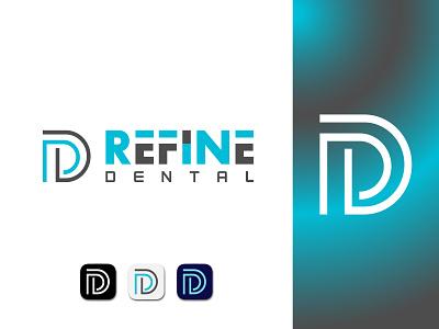 Dental/Medical Logo doctor logo graphic design design logo typogaphy logo design minimal flat branding hospital logo dental clinic logo pharmacy logo clinical logo clinic logo medical logo dental logo